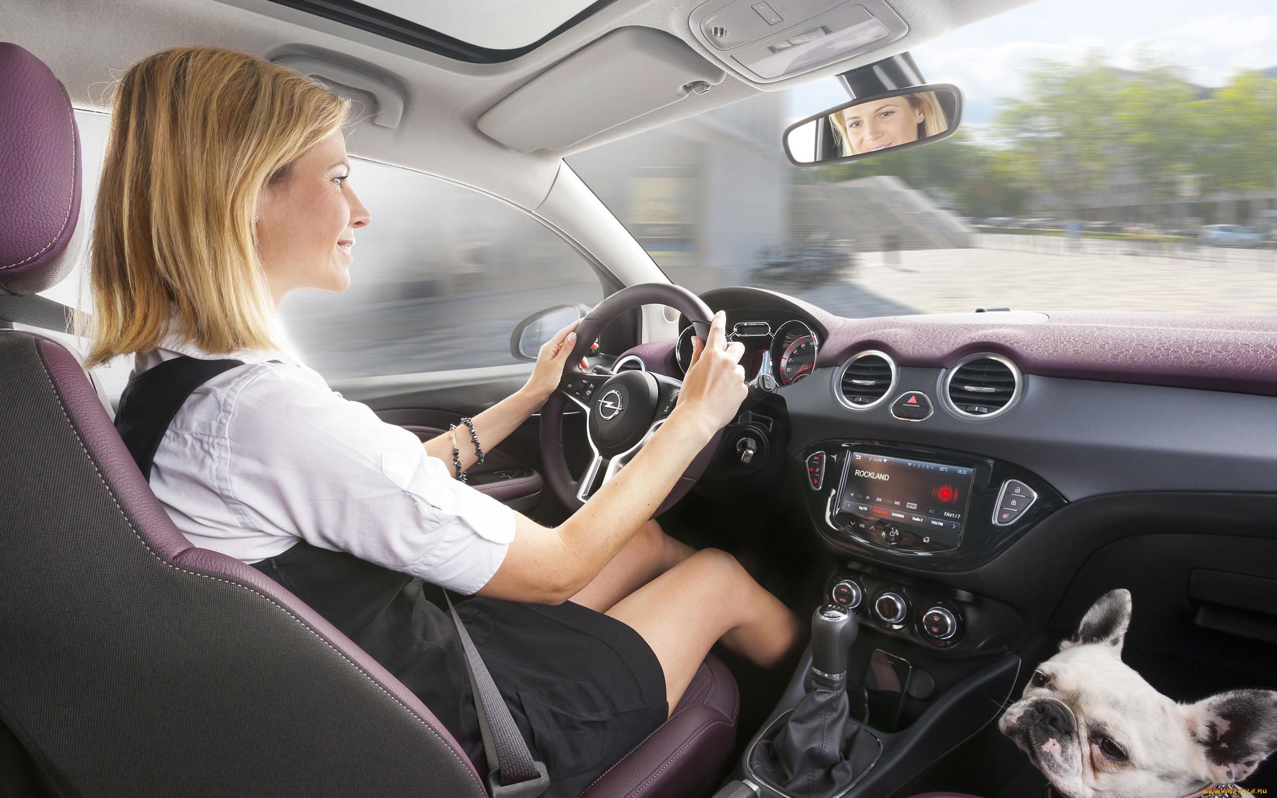 Автомобили для женщин